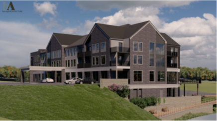 Stonemount Retirement Living - multi tenant residential construction project