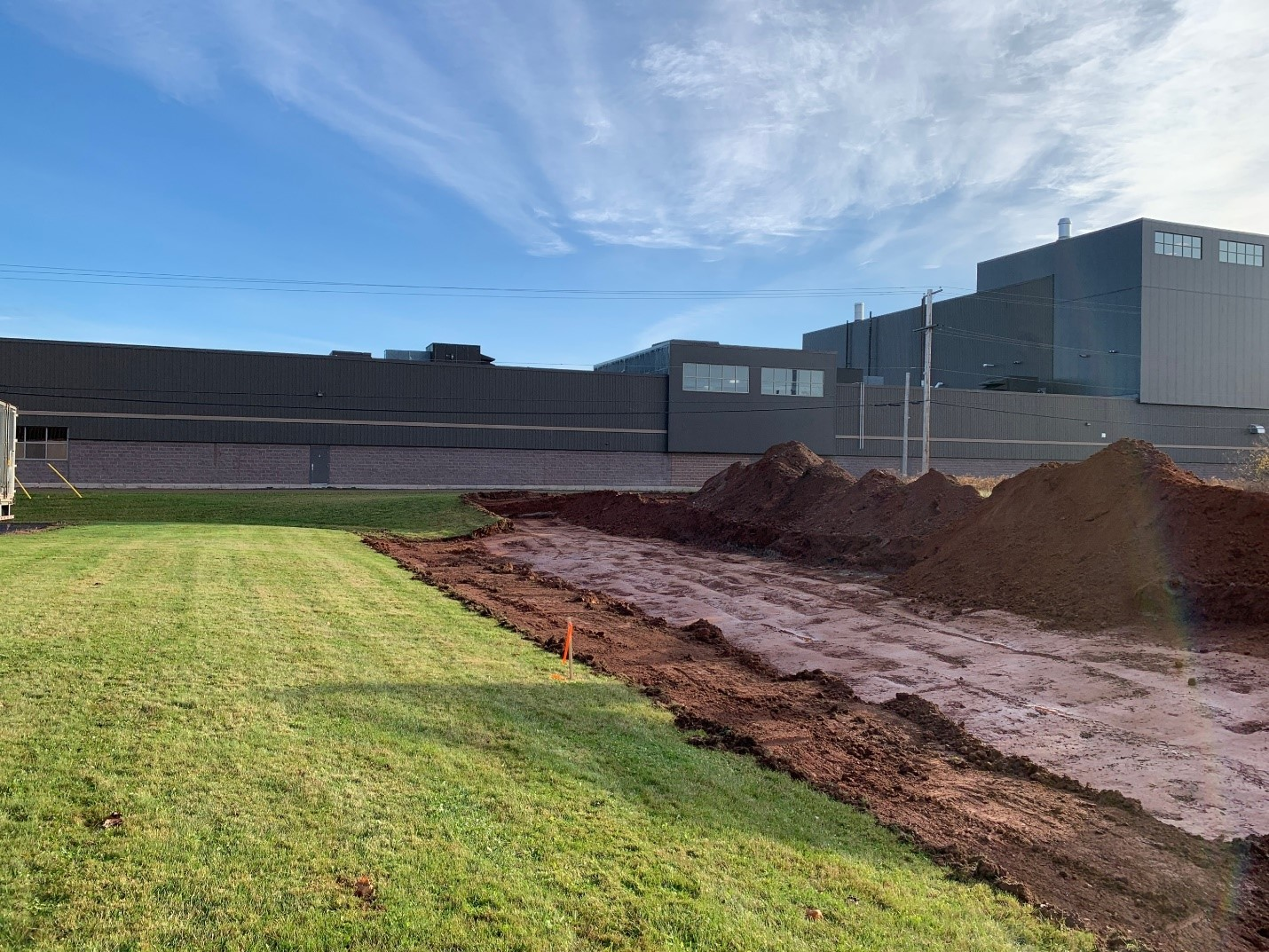 Emmerson - Industrial construction project